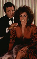 Robert Wagner, Stephanie Powers