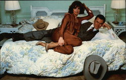 Larry Hagman w/ Linda Gray