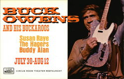 Buck Owens and his Buckaroos