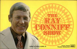 The Ray Conniff Show - At the Circus Room Theater Restaurant