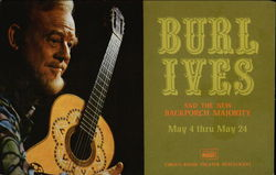Burl Ives and the New Backporch Majority