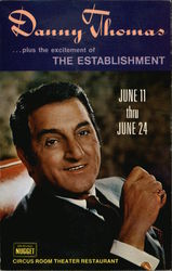 Danny Thomas plus The Establishment
