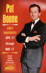 Pat Boone, Amin Brothers