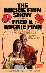 The Mickie Finn Show staring Fred & Mickie Finn