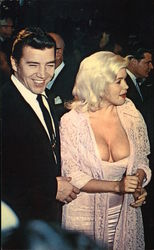 Jayne Mansfield and Husband Mickey Hargitay