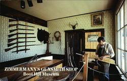 Zimmermann's Gunsmith Shop, Boot HIll Museum