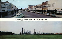 Greetings from Augusta, Kansas