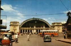"""Hua Lum Pong"" - The Railway Station Postcard"