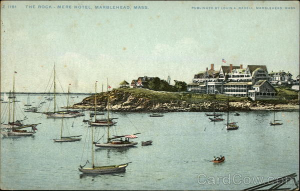 The Rock-Mere Hotel Marblehead Massachusetts
