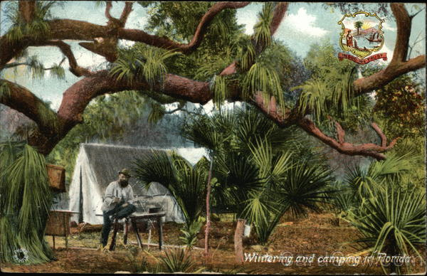 Wintering and Camping in Florida