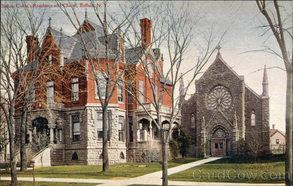 Bishop Coltin's Residence and Chapel Buffalo New York
