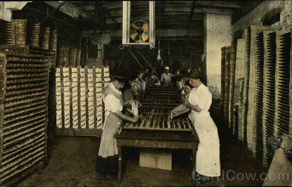 Inland Empire Biscuit Co. - Section of Icing Room Spokane Washington