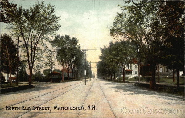 North Elm Street Manchester New Hampshire