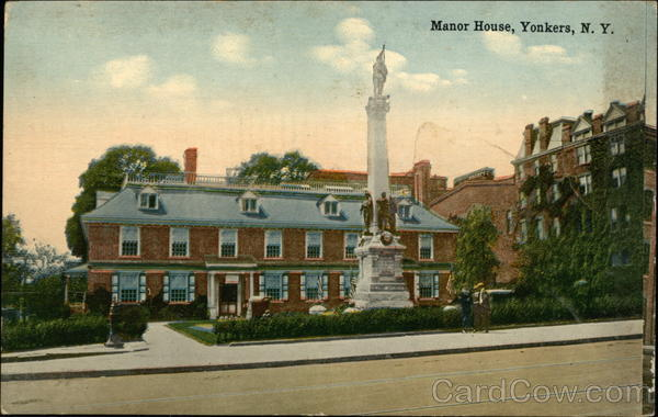 Manor House Yonkers New York
