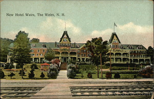 New Hotel Weirs Weirs Beach New Hampshire