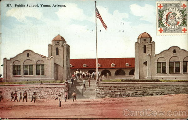 Public School Yuma Arizona