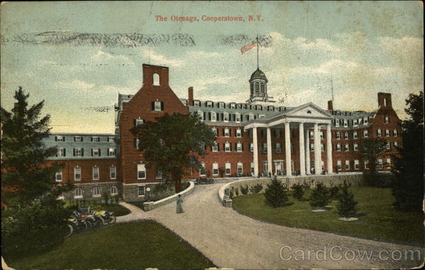 The Otenaga Cooperstown New York