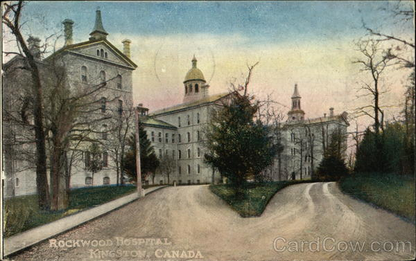 Rockwood Hospital and Grounds Kingston Canada Misc. Canada