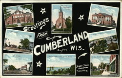 Greetings from Cumberland