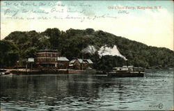 Old Chain Ferry