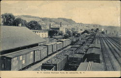 N. Y. Central Railroad Yard