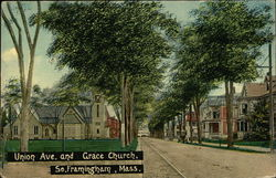 Union Ave. and Grace Church