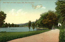 State Road and Little Squam Lake