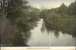 Great Works River