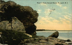 Negro's Head, Second Beach
