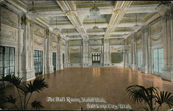 The Ball Room, Hotel Utah