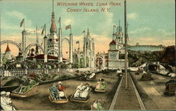 Witching Waves, Luna Park