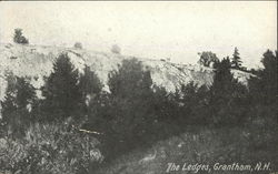 The Ledges Postcard