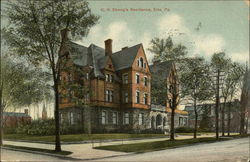 C. H. Strong's Residence