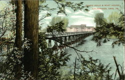 Board Walk & Boat House, Waldameer