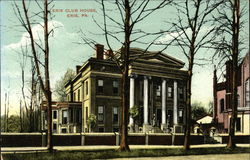 Erie Club House