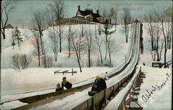 Toboggan Slide at Arrowhead