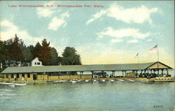 Lake Winnipesaukee Pier, Weirs