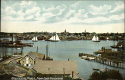 Gloucester, Mass., From East Gloucester
