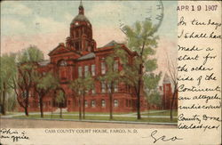 Cass County Court House