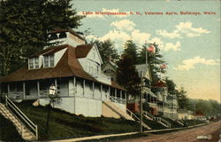 Veterans Association Buildings, Lake Winnipesaukee