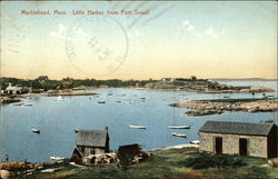 Little Harbor from Fort Sewall