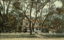 Butternut Cottage, Residence of Miss Kate Gary