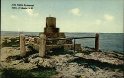 John Smith Monument, Isles of Shoals