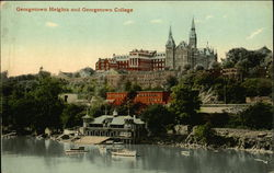 Georgetown Heights and Georgetown College