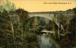 Cabin John Bridge