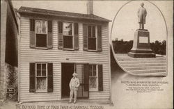 The Boyhood Home of Mark Twain
