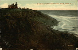 South-East Lighthouse and Cliff