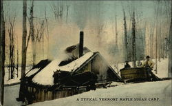Vermont Maple Sugar Camp