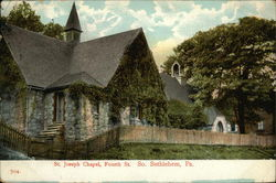St. Joseph Chapel, Fourth Street