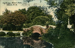 The Bridge, White's Park